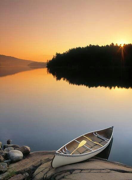 serenidad al amanecer en almayogavida.com