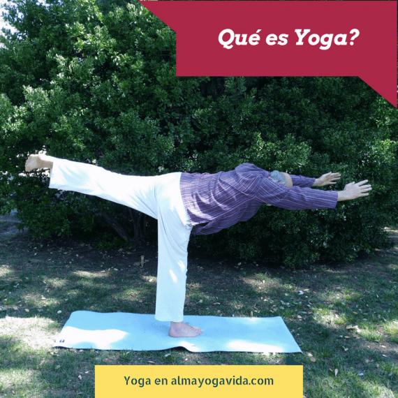 Que es Yoga en almayogavida.com