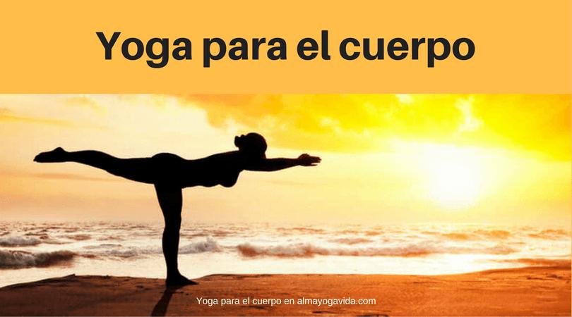 yoga para el cuerpo