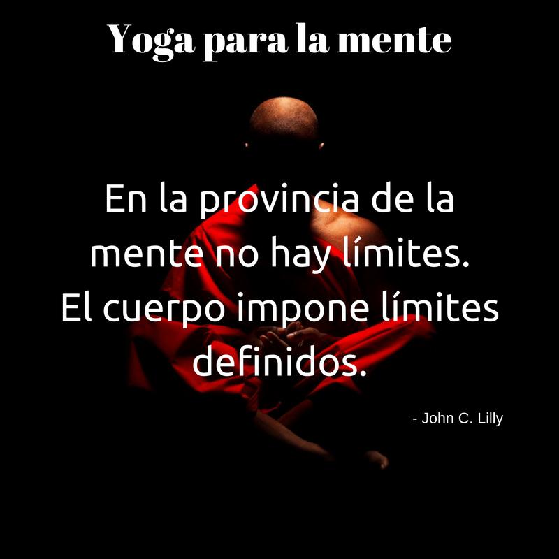Yoga para la mente en amayogavida.com