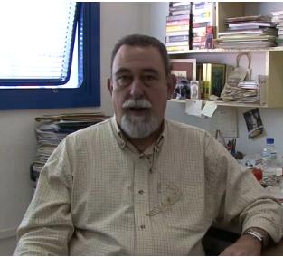 Entrevista con bioantropologo Máximo Sandín