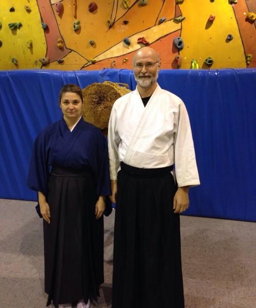 Belen Perez y Victor Chertkov en almayogavida.com
