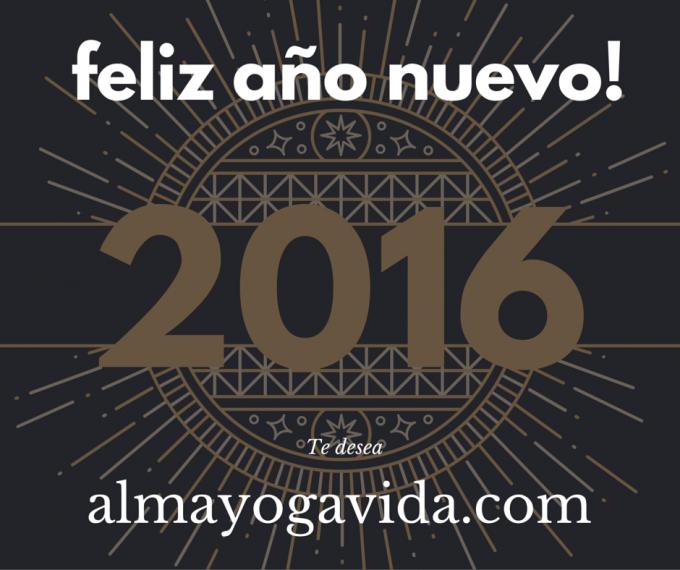 Propósito para el año 2016 en almayogavida.com