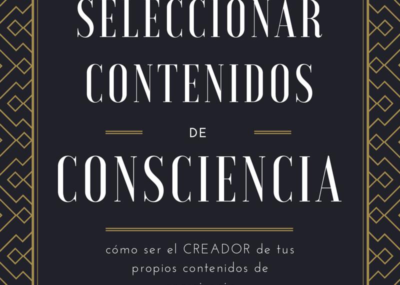Seleccionar contenidos de consciencia en almayogavida.com