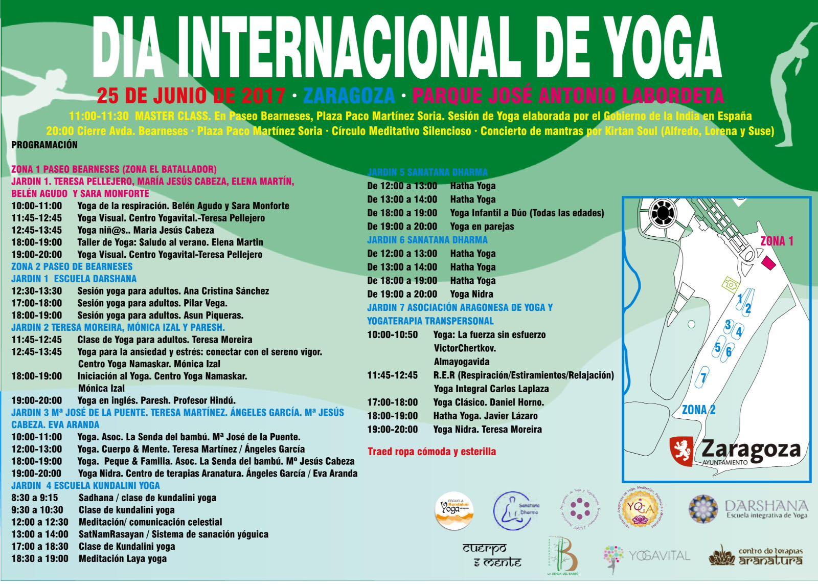 Dia Internacional de Yoga 25 junio 2017 en almayogavida.com