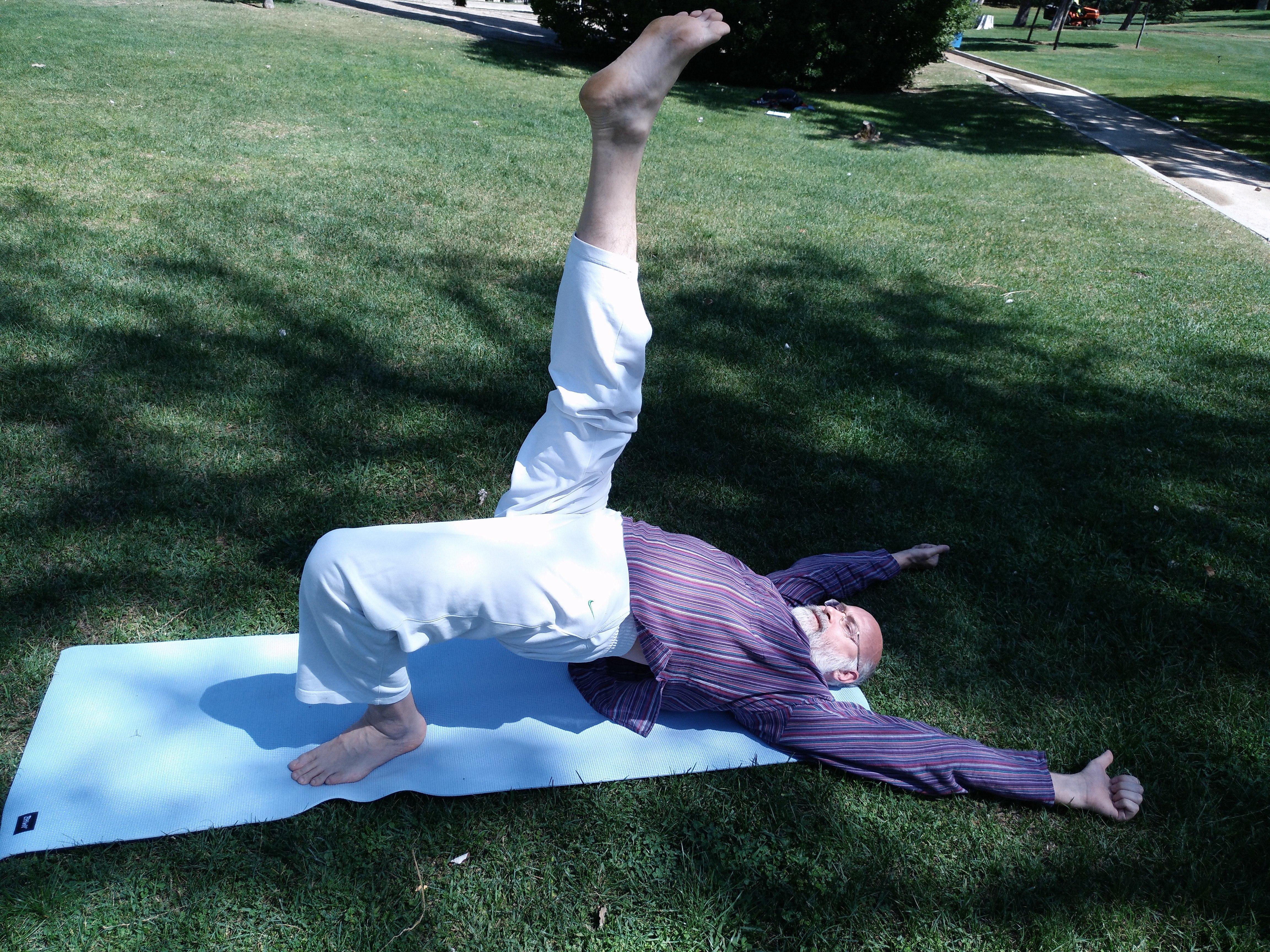Clases particulares de yoga en Zaragoza en almayogavida.com